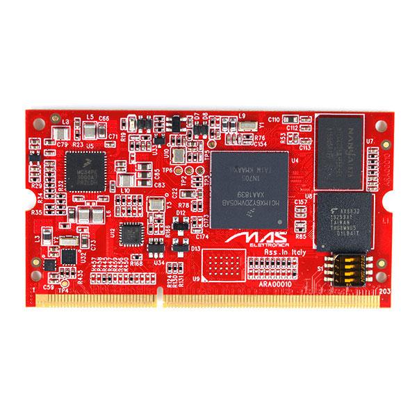 CPU - AURA - IMX6ULL