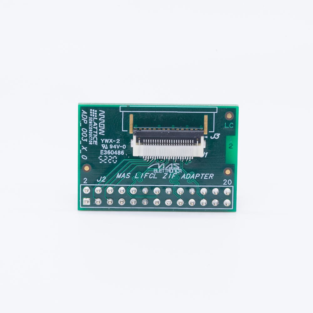 lifcl evaluation board mas elettronica