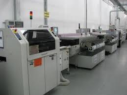 area produzione mas elettronica