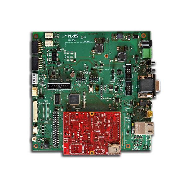 carrier board telica mas elettronica
