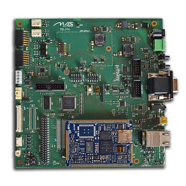 carrier board ghita telica mas elettronica